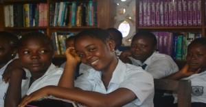Liberian girls